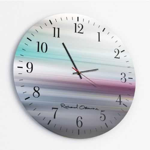 Kinetic KA1_70 - Round Glass Clock